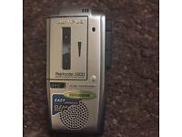 Olympus pearlcorder j300 dictaphone