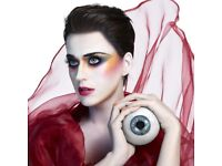 Katy Perry x 2 SHEFFIELD ARENA seated tickets 19/06/2018