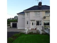 Three bedroom semi-detached house to rent in the Cabragh area
