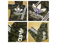 Brand New With Tags Ladies Adidas Camo Tracksuits £30