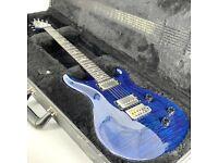 2007 Paul Reed Smith Custom 22 10 Top – PRS CU22 – Royal Blue - Trades