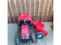 Kids tractor for sale