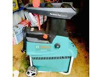 Bosch MXT25TC Garden wood chipper