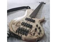 Ibanez BTB 845SC 5 String Bass