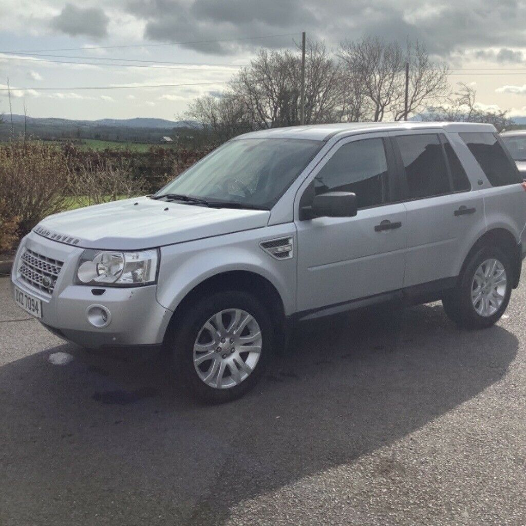 Wanted Land Rover freelander 2 all models from 2007 to 2014