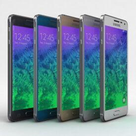 Samsung Galaxy Alpha 32GB Unlocked Sim Free Smartphone GRADED