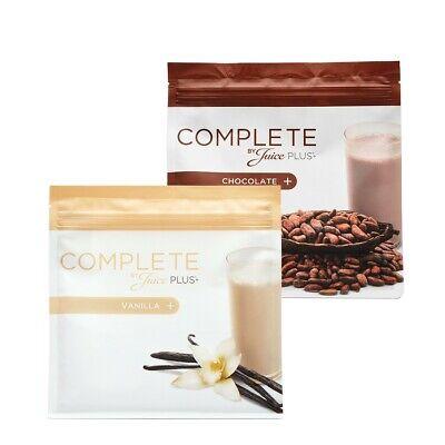 COMPLETE BY JUICE PLUS+® MIX SHAKE BOX (3/3 BUSTE) CIOCCOLATA E VANIGLIA