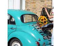1959 MORRIS MINOR 4 DOOR CLASSIC TIFFANY BLUE