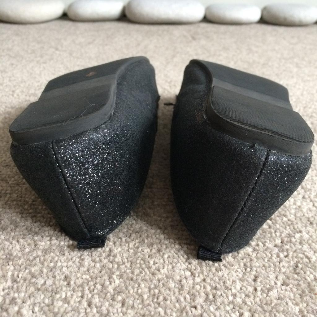 H&M Girls Party Shoes Size 11.5