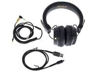 Marshall major 2 Bluetooth wireless headphones