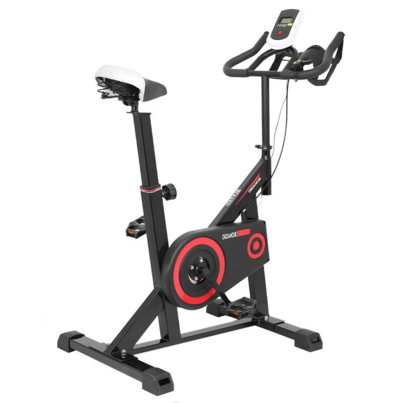 Indoor Exercise Bike Stationary Bicycle Cardio Fitness Worko