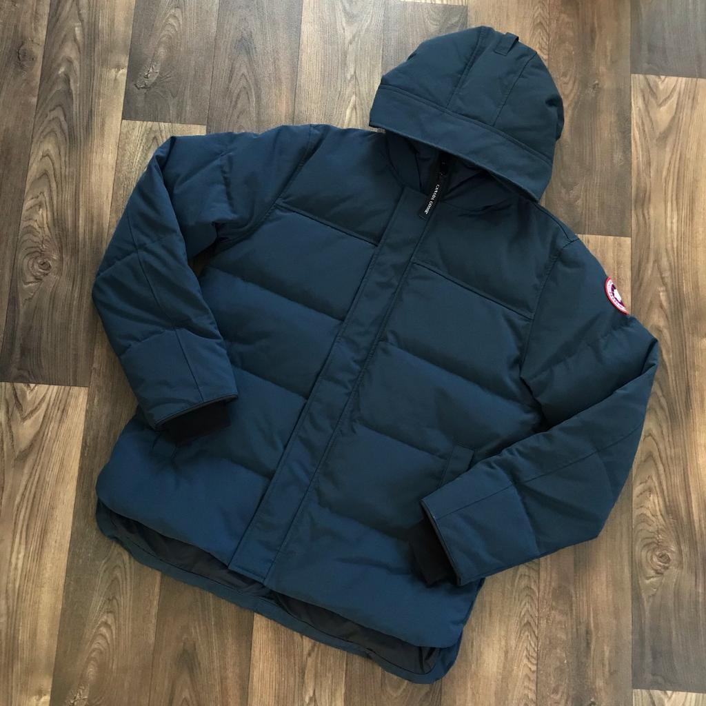 Canada Goose Macmillan Parka Size Large BRAND NEW WITH TAGS