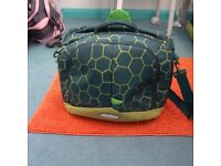 Sammies turtle travel bag
