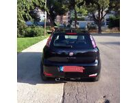 Car FIAT PUNTO 1.2 lounge e6 69 Hp LHD