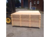 6 x 5 featheredge fence panels heavy duty
