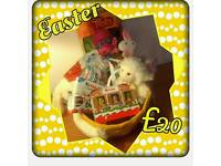 EASTER HAMPER BASKETS