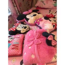 Disney Minnie Mouse cushions