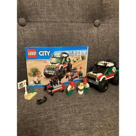 Genuine Lego 4x4 off roader 60115
