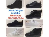 e0eaa6dabf0 Christian Louboutin Shoes Valentino Trainers Balenciaga Runners Alexander  McQueens Gucci Sneakers UK