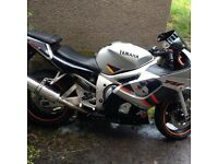 R6 swap for car or cash