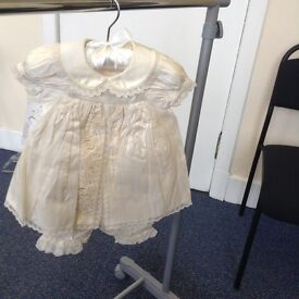 Little Darlings dress and bloomer set