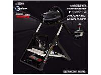 Racing Simulator Steering Wheel Stand V2 for Logitech G27/G29/G92
