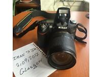 Nikon D90 Digital SLR Camera and + Nikon 18-105mm VR LENS Kit plus more item