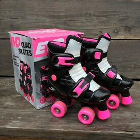 Girls roller boots size 13j - 2