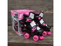 Girls roller boots size 13j - 2