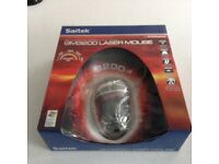 Saitek GM 3200 laser mouse