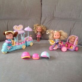 ELC Rosies World Doll Playsets Toy
