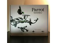 Parrot Mambo drone - As new. Android or IPhone