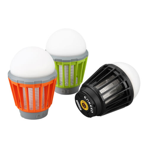 USB Rechargeable Mosquito Zapper Repeller Bug Killer Camping