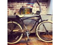 American Beach Cruiser bike