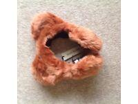 BNWT River Island Furry Earmuffs
