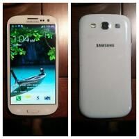 cellulaire Samsung s3/ samsung s3 cell phone