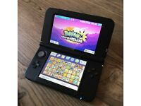 Nintendo 3DS XL 42 Games Bundle Mario Pikachu