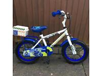 Children's police bicycle