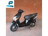 Honda lead 125cc moped scooter vespa honda piaggio yamaha gilera peugeot