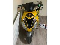 Motobi imola 50cc moped