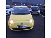 Fiat 500 FULL YEAR MOT