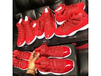"""Air Jordan 11 Retro """"Gym Red"""" 1000% Authentic! Receipts to come with!"""