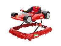 Official Licensed Ferrari Baby Walker (brand new)