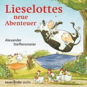 Alexander Steffensmeier - Lieselottes neue Abenteuer - CD NEU OVP