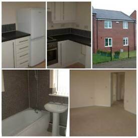 2 Bedroomed Flat for Rent Rotherham Road North Halfway Sheffield S20 8GD