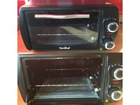 VonShef 9 Litre Mini Oven 1000W