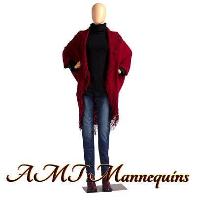 Yf7-1f Female Display Mannequinstand Full Body Beautiful Skin Tone Manikin