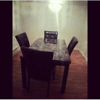 Trading kitchen table and chairs