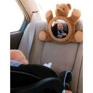 BEARVIEW MIRROR~ Beary Infant Mirror For Automobile~Crib Stratford Kitchener Area image 4