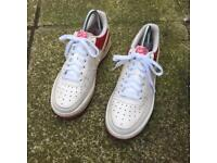 Nike Air Force 1 trainers size 3.5